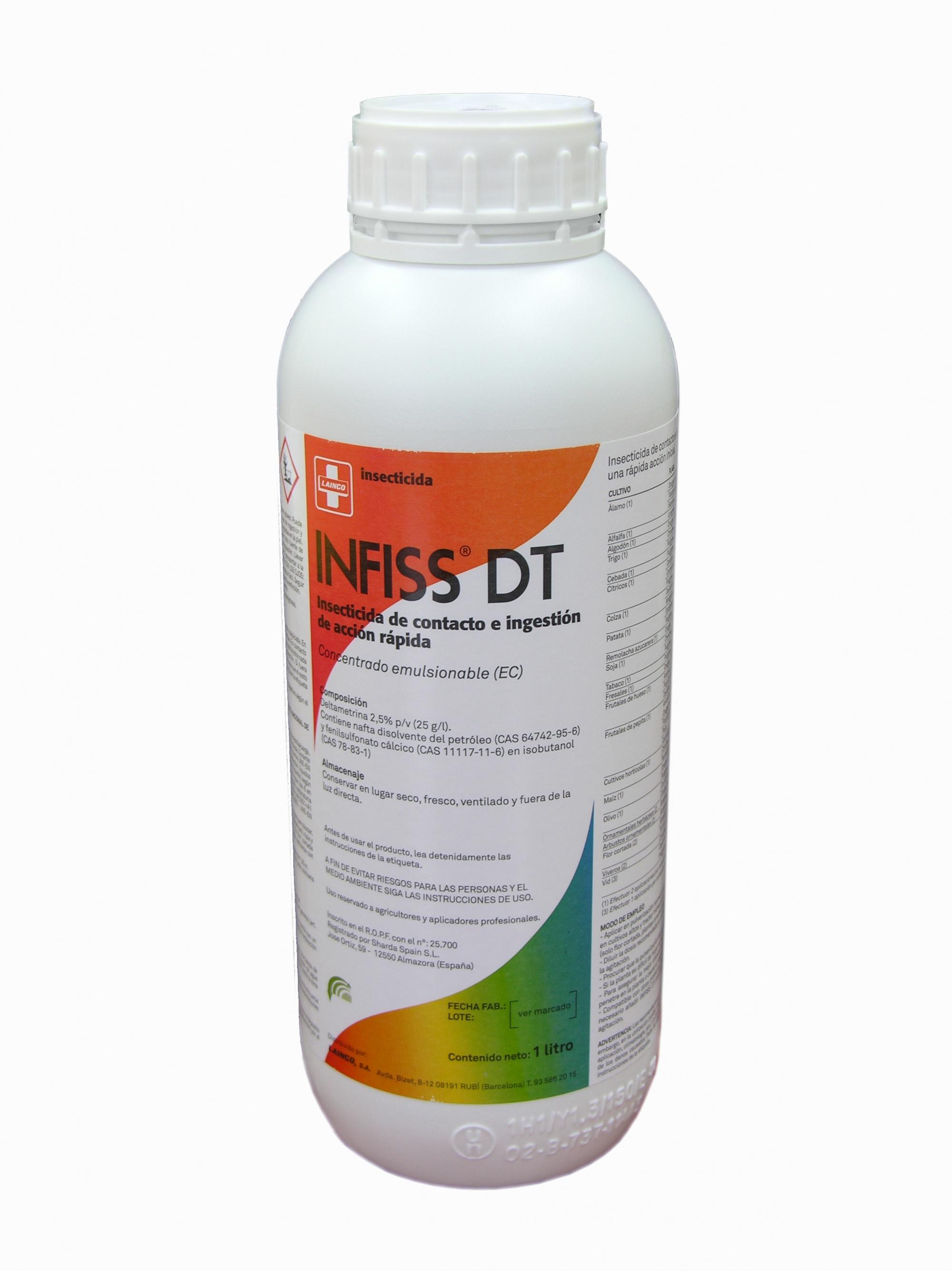 INFISS DT Deltametrina 1 L