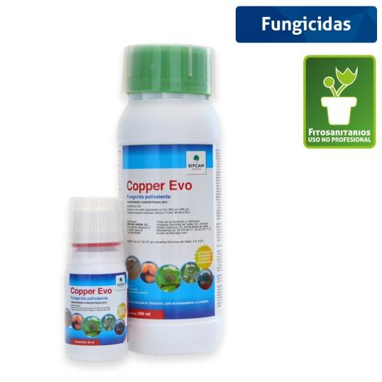 Cooper Evo cobre para enfermedades en frutales y hortícolas