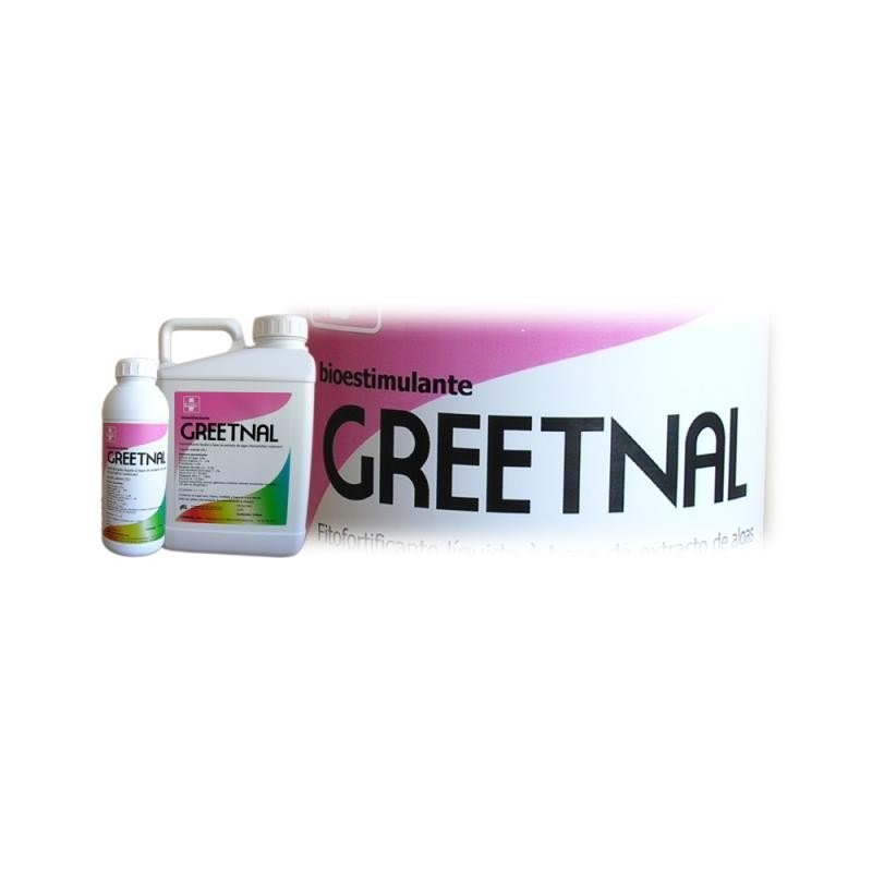 GREETNAL bioestimulate de crecimiento y engorde