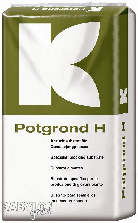Recebo Potground para césped 70 L