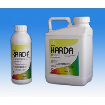 KARDA herbicida total