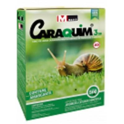 CARAQUIM cebo contra caracoles y babosas 500 grs