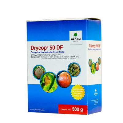DRYCOP WG  oxicloruro de cobre contra enfermedades fúngicas