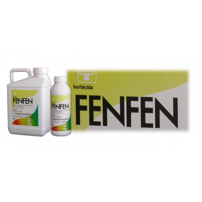 FENFEN herbicida de pre-emergencia  en olivo