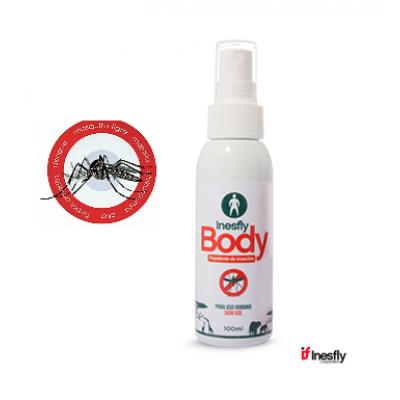 INESFLY BODY repelente contra mosquitos y mosca negra